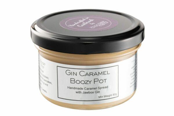 Gin Caramel Pot
