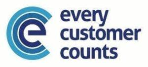 Every Customer Counts Logo