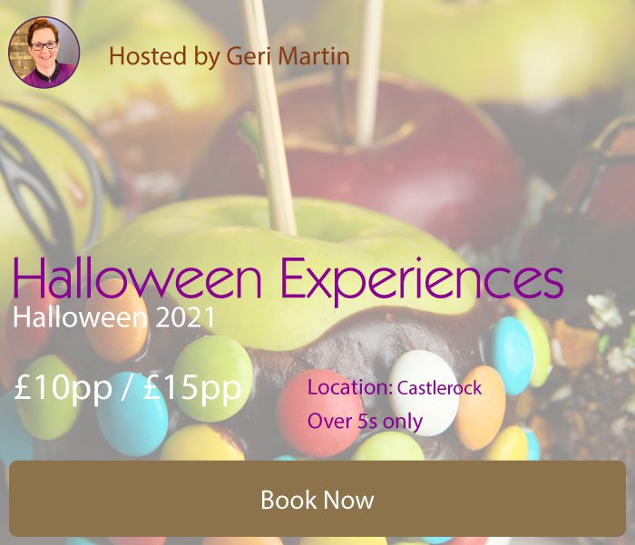 Halloween Experiences at The Chocolate Manor