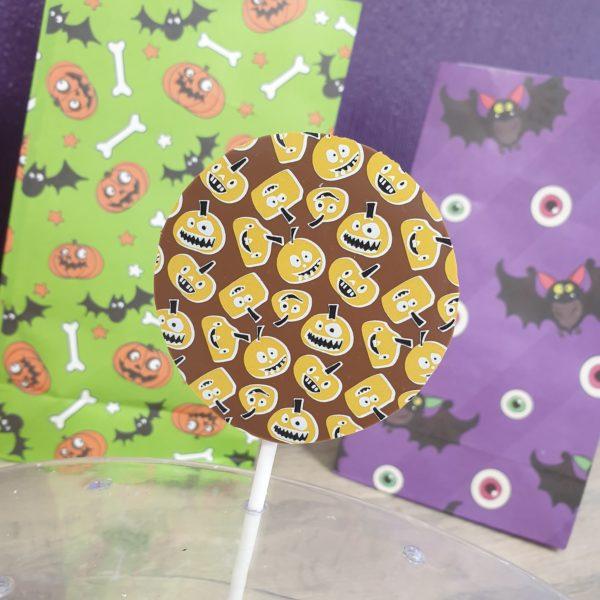Halloween lollipop kit